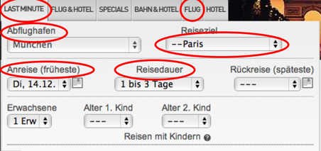 Flug Und Hotel In Paris