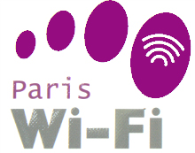 Wlan Paris Gratis = Wi-Fi